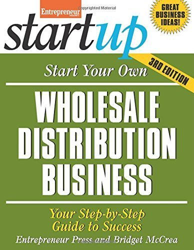 Best buy Start Your Own Wholesale Distribution Business: Your Step-By-Step