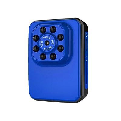 Pawaca Wifi Mini Camera R3HD sport Action Camera Vision nocturne caméscope 1080p DV Enregistreur vidéo Caméra de caméra de voiture infrarouge Détection de mouvement pour vélo mo