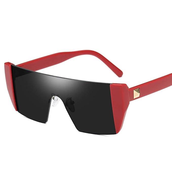 Gafas De Sol Para Mujer, Gafas De Sol Sin Marco Siamesas ...