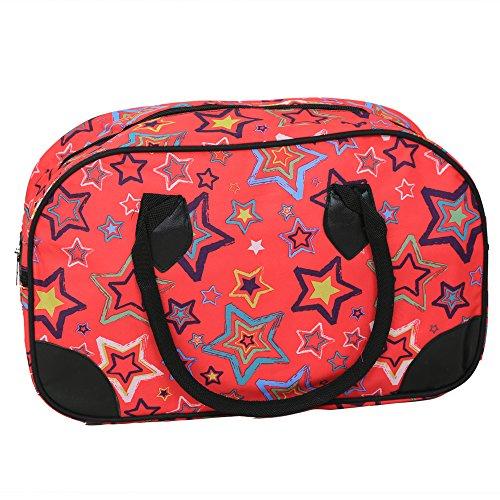 kuwer Industries Unisex Elegantes Handheld geräumiges Travel Duffle Gepäck Tasche