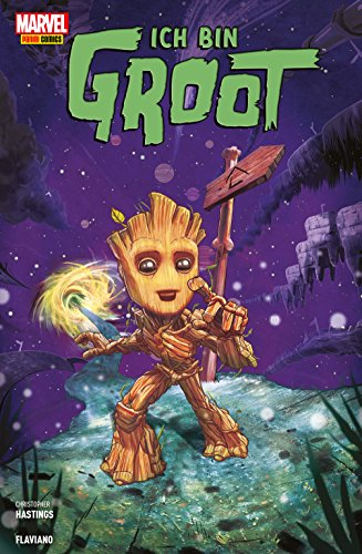 Hastings Mini (Ich bin Groot (German Edition))
