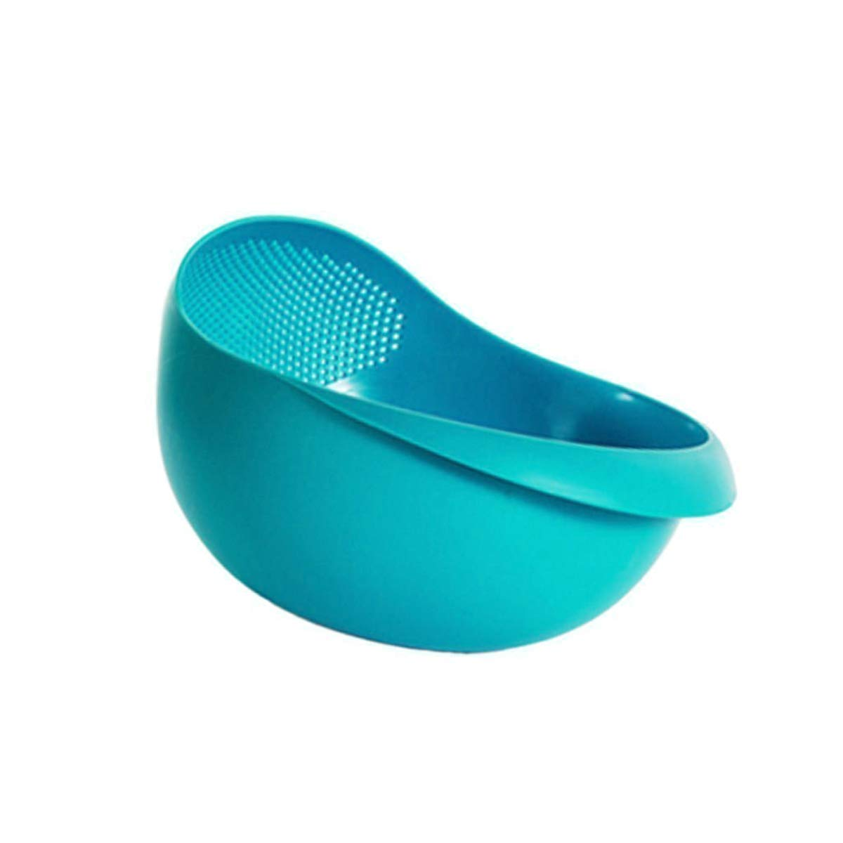 Gambit Rice, Fruits, Vegetable, Noodles, Pasta - Washing Bowl & Strainer Good Quality & Perfect Size for Storing and Straining (1pc)
