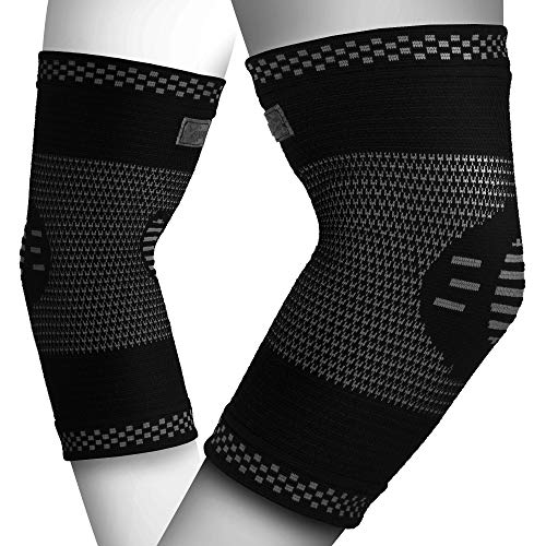4d0b78af2a Elbow Brace - Elbow Sleeve - Compression Arm Support for Tendonitis -  Arthritis - Best for