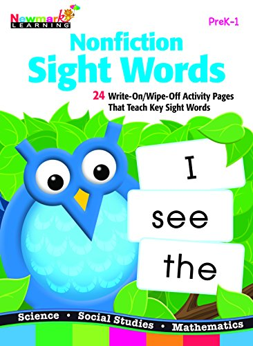 Poems Sight Word - Nonfiction Sight Words Flip Chart - NL4680