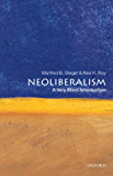 Neoliberalism: A Very Short Introduction (Very Short Introductions)