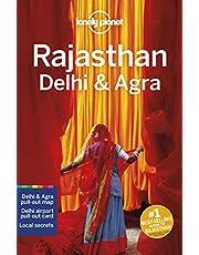 Lonely Planet Rajasthan, Delhi & Agra 6 6th Ed.