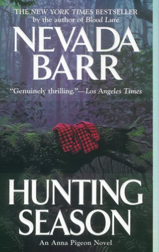 book cover of Hunting Season