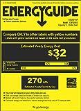 EdgeStar CRF321SS 3.1 Cu. Ft. Dorm Sized Energy