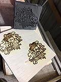 High Heat Stamp: Custom Logo Branding Iron