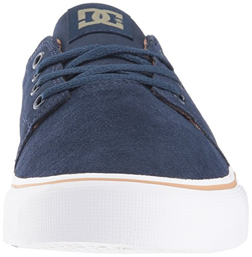 DC Shoes Trase SD, Sneaker Uomo Navy/Camel
