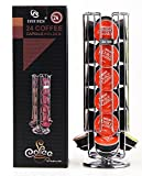 DOLCE GUSTO 24 / 32 COFFEE POD ROTATING HOLDER RACK, CAPSULE STAND,24