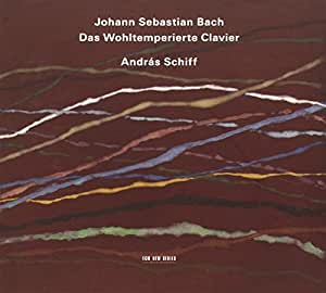 Bach: Well Tempered Clavier, Books 1 & 2