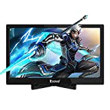 Eyoyo 13 inch IPS 2K HDMI Gaming Monitor, Portable 2560x1440 High-Resolution Display Screen Support Dual 4K HDMI Input Built-in Speakers for PS2 PS3 PS4 Xbox One Xbox360 Raspberry pi Computer