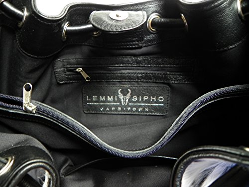 nguni Borsa Shopper di Lemmi Sipho