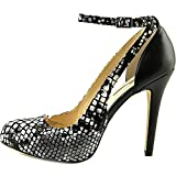 inc shoes lucey - INC International Concepts Womens lucey Leather Closed, Black/White, Size 7.0