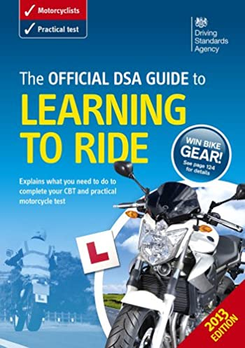 the official dsa guide to learning to ride driving standards agency rh amazon co uk Denver School of the Arts Digital Subtraction Angiography