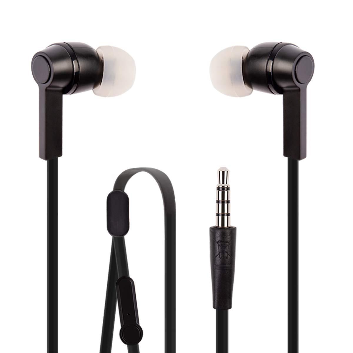 Casque écouteur MAS CARNEY Intra-auriculaire Haute définition Isolation  phonique sans enchevêtrement avec Son Pur 9bf38c568a2f