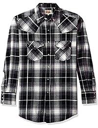 Men's Long Sleeve Brawny Flannel Shirt
