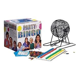 bingo game set amazon