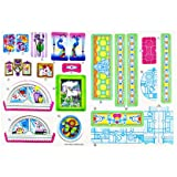 Fisher Price Loving Family Dollhouse - Replacement Stickers