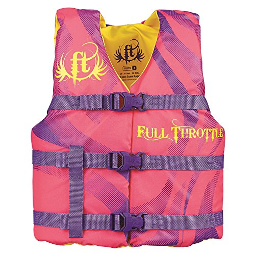 Full Throttle Youth Character Vest, ()