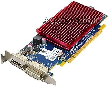 Amazon Com Dell 6xmmp Dell Amd Radeon Hd6450 Passive Cooling 1gb Pcie X16 1x Dp 1x Dvi Computers Accessories