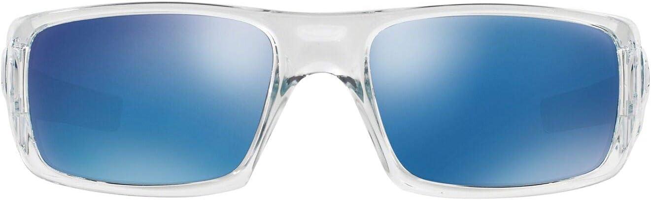 Oakley - Gafas de sol Rectangulares Crankshaft para hombre, Clear ...