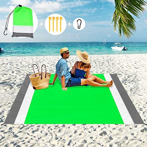 Libay Beach Blanket, Large Size 83