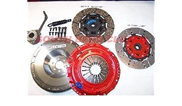 Amazon.com: South Bend Clutch KFSIF-HD-OFE Stage 2 Endurance Clutch & Flywheel Kit - Audi A3 2.0T - Audi TT 2.0T FSI - TSI: Automotive