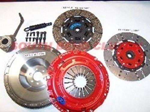 South Bend Clutch KFSIF-HD-OFE Stage 2 Endurance Clutch & Flywheel Kit - Audi A3 2.0T - Audi TT 2.0T FSI - TSI