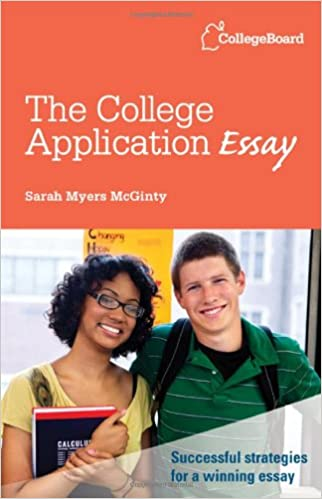 Admission essay writing 7th edition