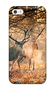 Awesome Diushoujuan Design Deer Hard Case Cover For Iphone 4/4s