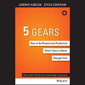 5 Gears Audiobook