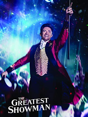 DVD : The Greatest Showman (Sing-Along Version)