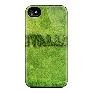 Ipod Touch 4 Protector Cases Metallica High Res Phone Covers