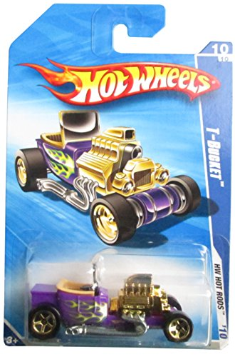 2010 Hot Wheels T-Bucket 10/10 HW Hot Rods 148/240, used for sale  Delivered anywhere in USA