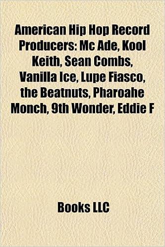 American hip hop record producers: Tupac Shakur, Dr. Dre, MC ...