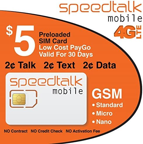 Card Preloaded Month Service Contract product image
