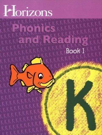 Horizons K Phonics and Reading by Horizons Kindergarten Phonics (2000-04-01)
