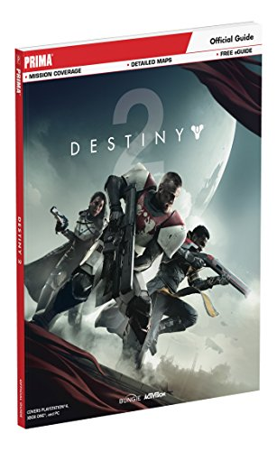 Destiny 2: Prima Official Guide cover