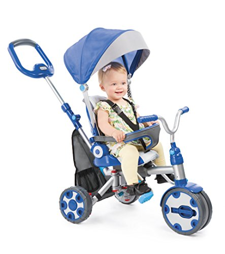 Little Tikes Fold N Go 4 In 1 Trike Blue Buy Online