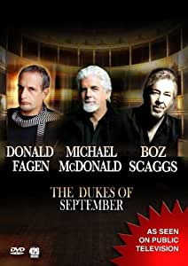 The Dukes of September Live