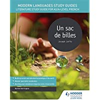 Modern Languages Study Guides: Un sac de billes: