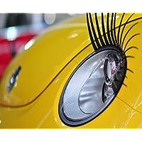AoE Performance - Auto Frontscheinwerfer Wimpern Augenbrauen Scheinwerferblenden