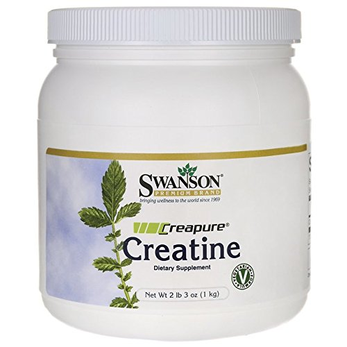 Swanson Creatine Powder 2 lb 3 oz (1 kg) Pwdr