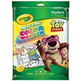 Crayola Color Wonder: Toy Story Coloring Book and Markers