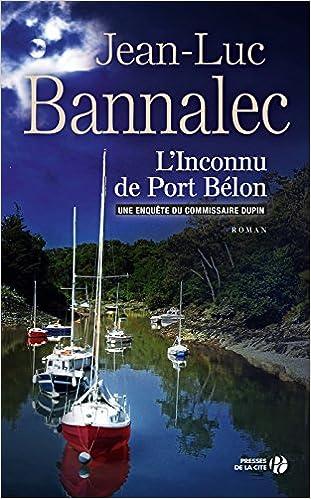 L'Inconnu de Port Bélon - Jean-Luc Bannalec