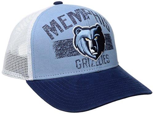 NBA Men's Downtown Trucker Meshback Hat – DiZiSports Store