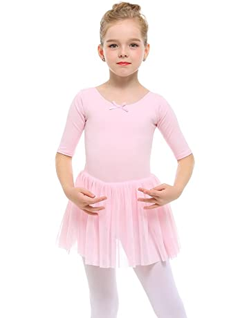 ed1ef252d Amazon.com  Girls - Clothing  Sports   Outdoors  Leotards