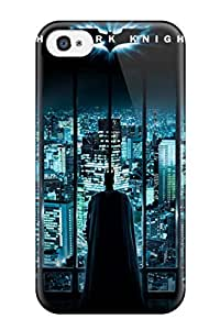 Hot New Attractive Batman Case Cover For Iphone 4/4s With Perfect Design